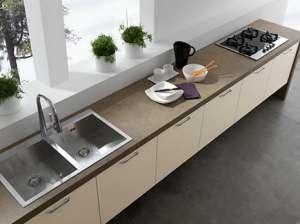 现代整体厨房 享受高品位时尚生活生活